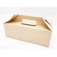 Коробка ЭКО 290/140/10мм (с ручкой)