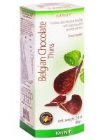 """Шоколадные чипсы """"Belgian Chocolate"""" мята (80 гр)"""