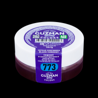 """Краситель сухой """"Guzman"""" водорастворимый черная смородина 10 гр"""