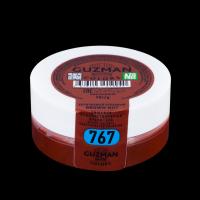 """Краситель сухой """"Guzman"""" водорастворимый коричневый ореховый 10 гр"""