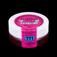"""Краситель сухой """"Guzman"""" водорастворимый розовый королевский 10 гр"""