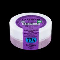"""Краситель сухой """"Guzman"""" водорастворимый сиреневый 10 гр"""
