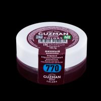 """Краситель сухой """"Guzman"""" водорастворимый винный 10 гр"""