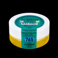 """Краситель сухой """"Guzman"""" водорастворимый зеленый изумруд 10 гр"""