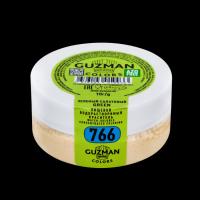 """Краситель сухой """"Guzman"""" водорастворимый зеленый салатовый 10 гр"""