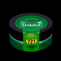"""Краситель сухой """"Guzman"""" жирорастворимый зеленая мята 5 гр"""