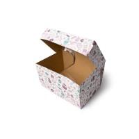 Коробка ЭКО CAKE 1200 150х100х85мм (цветная)