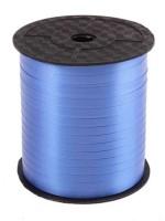Лента декоративная 0,5 см (синяя) 500 м