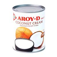 """Крем кокосовый """"AROY-D"""" 85% (560 мл)"""
