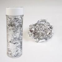 Пищевое серебро (хлопья 5-20мм) 15 гр