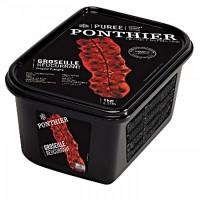 """Пюре замороженное """"Ponthier"""" (смородина красная) 1 кг"""