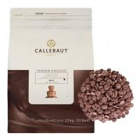 """Шоколад """"Callebaut"""" молочный для фонтанов (2.5 кг)"""