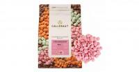 """Шоколад """"Callebaut"""" со вкусом клубники (2.5 кг)"""