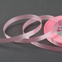 Атласная лента 6мм (лилово-розовая) 23м
