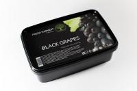 """Пюре замороженное """"Fresh Harvest"""" (черный виноград) 200 гр"""