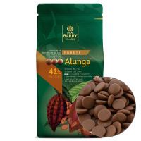 "Шоколад молочный ""Cacao Barry"" Alunga 41% (1 кг)"