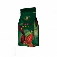 "Шоколад темный ""Cacao Barry"" Ocoa 70% (1 кг)"
