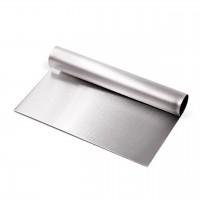Шпатель металл кондитерский 20*9см
