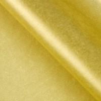 """Бумага """"Тишью"""" золотая (10шт)"""