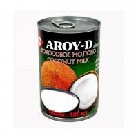 "Молоко кокосовое ""AROY-D"" 17-19% 400 гр"