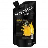 Пюре охлажденное Ponthier (ананас) 1кг