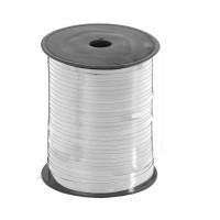 Лента декоративная (серебро) 250м
