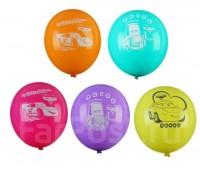 """Воздушные шары """"Тачки"""" 5 шт"""