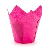 Капсулы тюльпаны (розовые) 10 шт