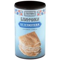"""Смесь сухая """"Блинчики Традиционные безглютен"""" 400 гр"""