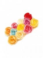 Вафельные цветы пионы малые 10шт