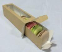 Коробка для макарони на 6 шт
