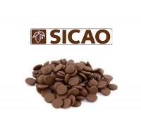 """Шоколад """"Sicao"""" молочный 33% (500 гр)"""