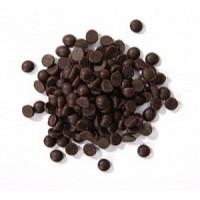 Шоколадные капли Пепита Темные 500 гр