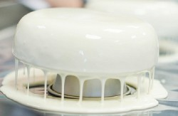 Глазурь зеркальная (белая) 500 г