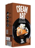 """Сливки """"Creamart"""" ваниль 26% 1 л"""