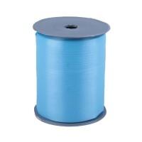 Лента декоративная 0,5 см (голубая) 500 м
