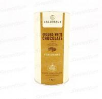 "Тертый шоколад ""Barry Callebaut"" белый 1 кг"