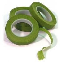 Лента узкая (пепельно-зеленая) 6 мм