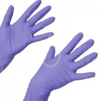 Перчатки нитриловые Синие М ( 2шт )