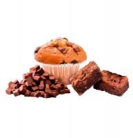 """Шоколадные кусочки """"Barry Callebaut"""" термостабильные молочные (250 гр)"""