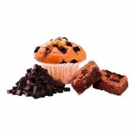 """Шоколадные кусочки """"Barry Callebaut"""" термостабильные темные (250 гр)"""