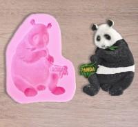 """Молд """"Панда"""" 7,7*6см"""
