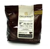 """Шоколад """"Barry Callebaut"""" горький 70% (400 гр)"""