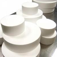 Форма муляжная для торта круглая прямой край (10 см)