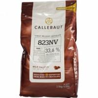 "Шоколад ""Barry Callebaut"" молочный 33% (2,5 кг)"
