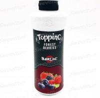 Топпинг BARLINE лесные ягоды 1кг