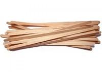 Мешалка деревянная 140*6*1,2 мм