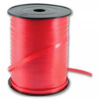 Лента декоративная 0,5 см (красная) 500 м