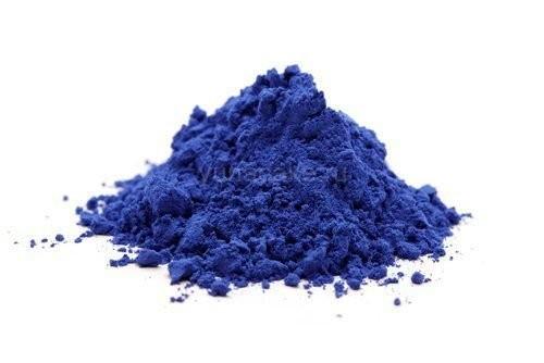"Краситель сухой ""Roha"" синий блестящий 10 гр"