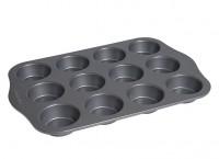 Форма для выпечки сталь (противень) для 12 кексов